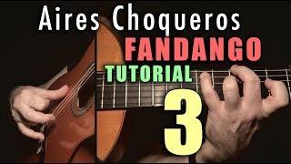 Picado Exercise 01 - Aires Choqueros (Fandango) by Paco de Lucia