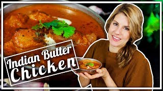 Indian Butter Chicken | besser als beim Lieferservice | Felicitas Then | Pimp Your Food