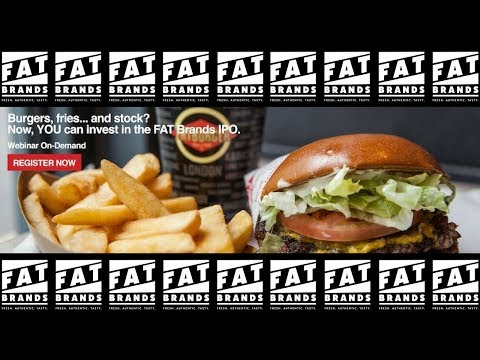 Onstream: Burgers, fries… and stock? Now, YOU can invest in the FAT Brands IPO