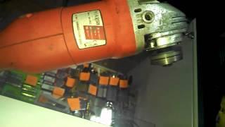 Угловая шлифмашина (Болгарка) Vorhut VA75B. Обзор инструмента