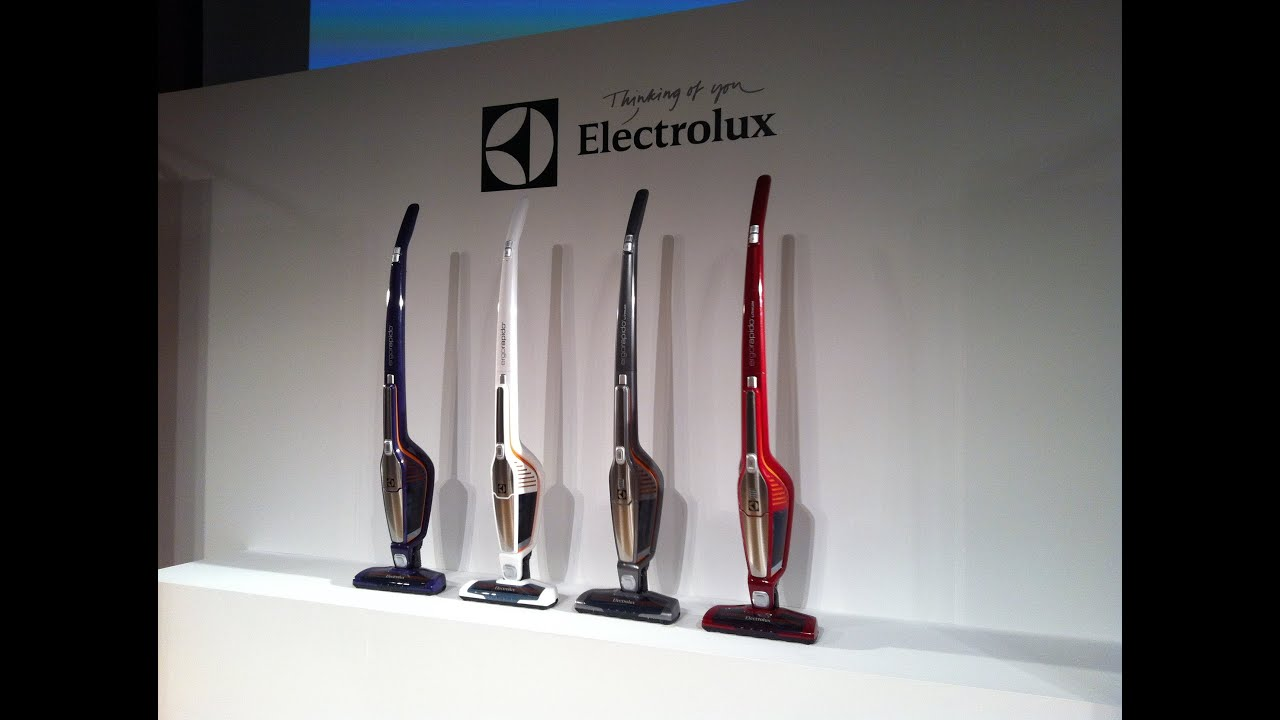 Electrolux Ergorapido エレクトロラックス エルゴラピード新商品2013秋 Zb3012