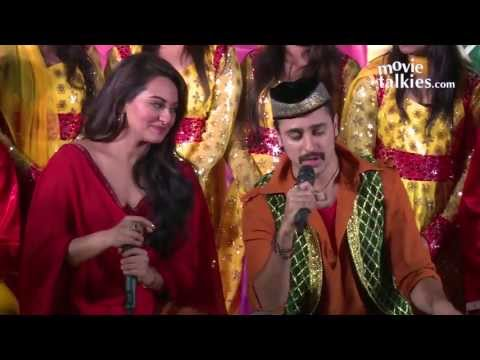 Imran Khan And Sonakshi Sinha At 'Once Upon A Time In Mumbaai Dobara' Song Launch
