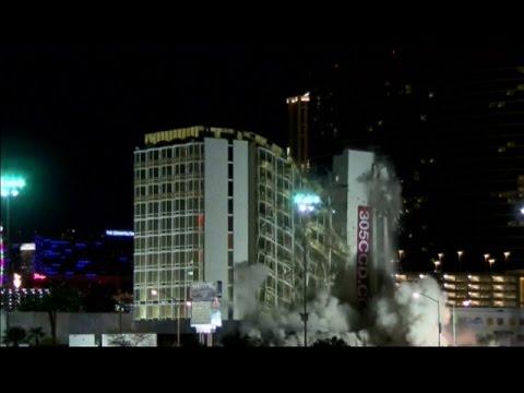 Espectacular demolici n de un hotel en las vegas youtube - Hotel las gaunas en logrono ...