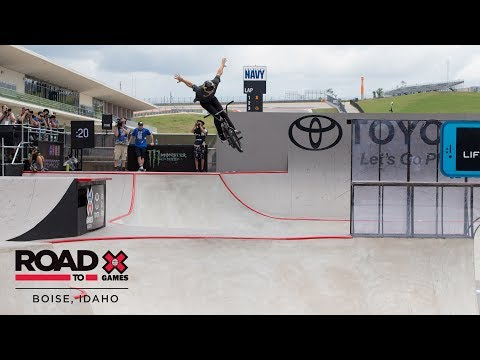FULL REPLAY: BMX Park Final | Road to X Games Boise Qualifier