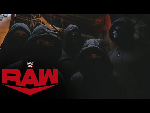 RETRIBUTION have a message for WWE: Raw, September 7, 2020