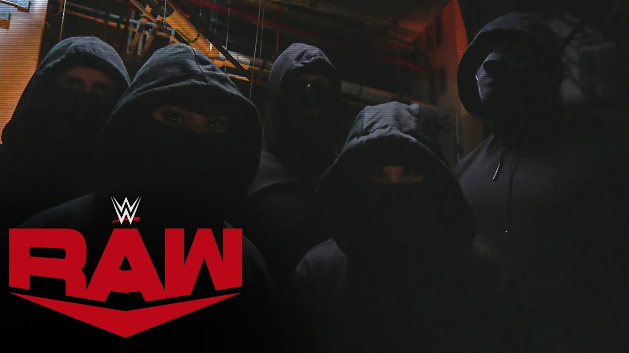 Download RETRIBUTION have a message for WWE: Raw, September 7, 2020