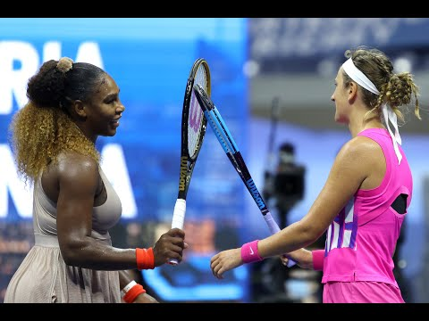 Serena Williams Vs Victoria Azarenka Extended Highlights | US Open 2020 Semifinal