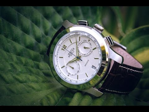 mercer brigadier chronograph watch review youtube