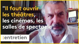 GRAND ENTRETIEN. Le comédien Philippe Torreton craint pour la culture après la crise du coronavirus