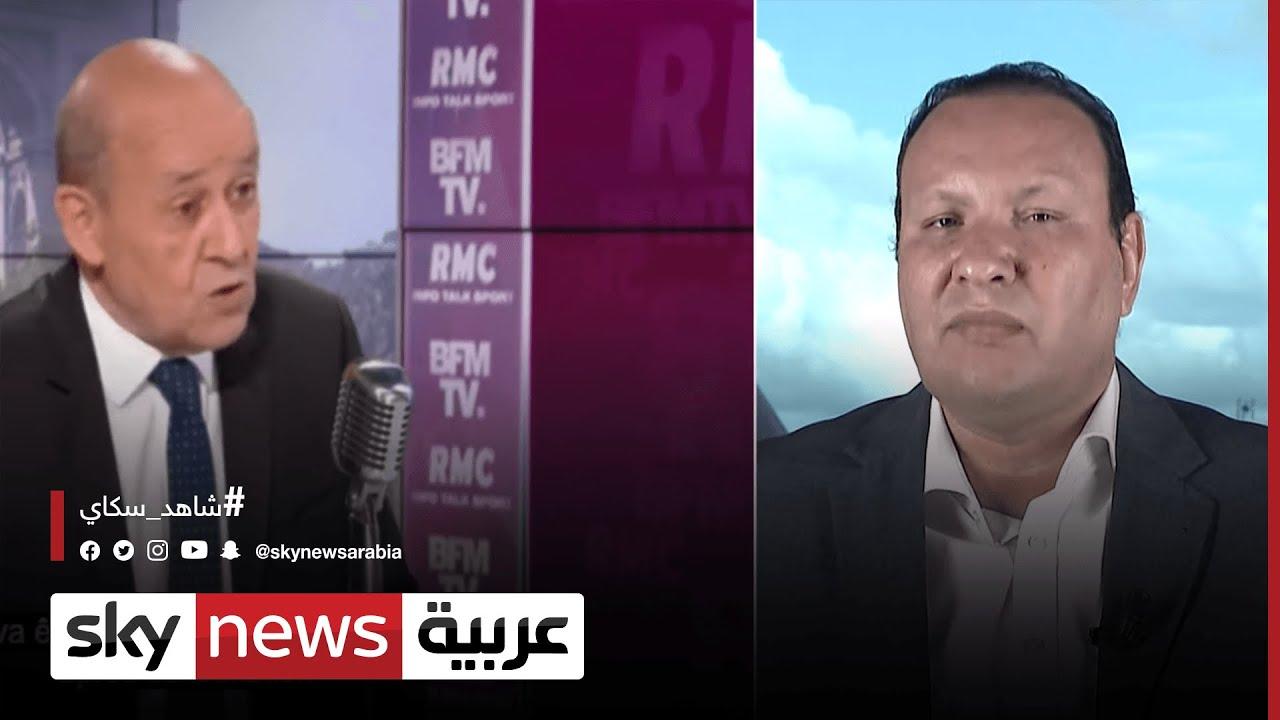 رامي خليفة العلى: تركيا لم تجد الخيط الرفيع الذي يفصل بين تحالفها مع فرنسا والناتو وعلاقتها مع روسيا  - نشر قبل 32 دقيقة