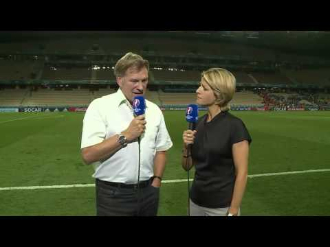 Glenn Hoddle Reaction to Roy Hodgson Resigning & England Los