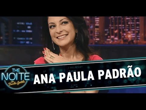 The Noite 05/05/14 - Ana Paula Padrão (íntegra)