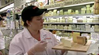 Autumn in NY - Zabar's Cheese Plate of the Week