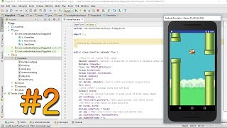 Programming Flappy Bird for Android - part 2