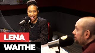 Master Of None's Lena Waithe On Golden Globes, The Chi & Shares A Crazy Engagement Story!