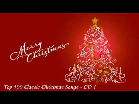 Christmas Songs - 100 Classic Christmas Songs - CD1