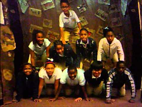 Fairfield Magnet School's end of the year HAPPY
