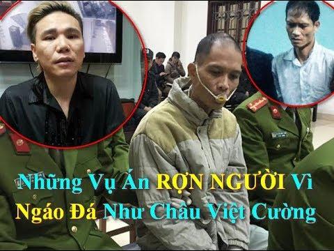 Những Vụ Án RỢN NGƯỜI Vì Ngáo Đá Như Châu Việt Cường
