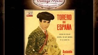 Antonio Amaya -- Torero De España (Pasodoble) (VintageMusic.es)