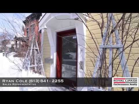 21 Cathcart Square Ottawa Real Estate