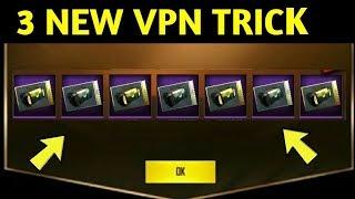 New VPN Trick Free Legendary Outfit And Gun Skin 100% Working Trick !! Pubg Global Version VPN Trick