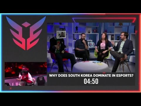 Tilted #8: Why is South Korea dominating in the world of esports, and what can learn from them?