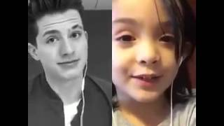 Cover images One Call Away - Charlie Puth ft A Little Girl