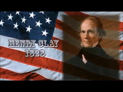 Henry Clay Campaign Ad 1832