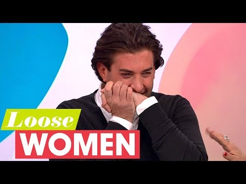 TOWIE's Arg Admits That He Has Deep Feelings For Gemma Collins | Loose Women thumbnail