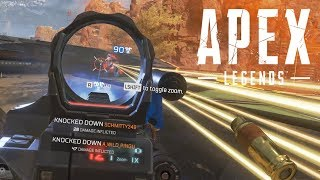 Apex Legends: The New FREE TO PLAY Battle Royale That Could KILL Fortnite.