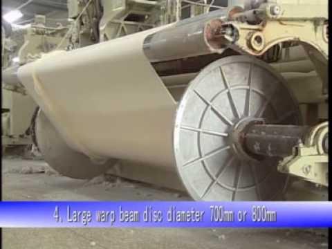 Rapier Loom, Air Jet Looms, Textile Machinery