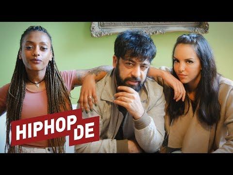 SXTN: Frauenrap, Partys, Berlin, Drogen, Schule, Mode & Männer / Pre-Listening (Interview) #waslos