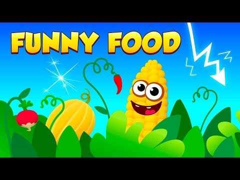 Fascinating adventures of Funny Food