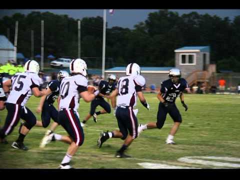 Photos From Laurens Academy Football 8-23-13