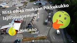 Kuopion Pikkukukko lajitteluasema