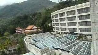 2011-02-17台東知本老爺酒店客房樓層,客房,游泳池,天幕風呂實景拍攝.