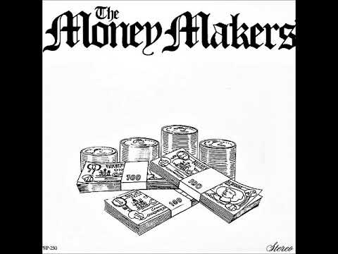 Jackie Mittoo - The money makers (1979) (JAMAICA CANADA, Roots Reggae, Rocksteady)