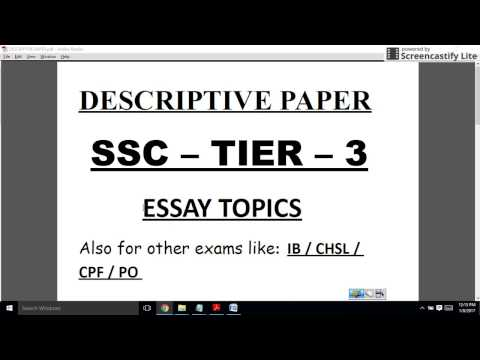 Fun Ways to Write Down Your Ideas for an Essay : English & Writing Tips