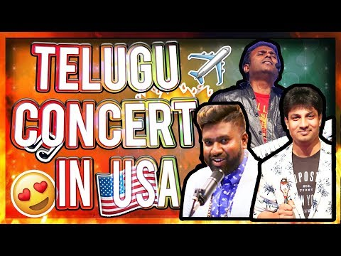 MEETING TELUGU SINGERS AT ANUP RUBENS LIVE || ROLL RIDA, DHANUNJAY SINGER AT CHICAGO || Harsha.x3