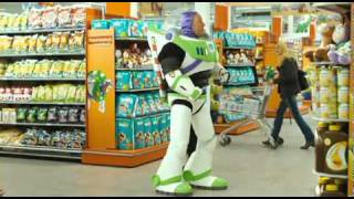 Albert Heijn Toy Story Reclame