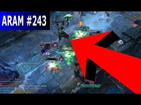Darius - Aram Mode #243 - Full League Of Legends Gameplay [German] Let's Play LoL