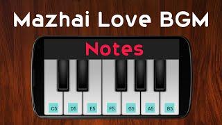 Mazhai Love BGM | Devi Sri Prasad | Perfect Piano