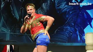 Facts Ghent 30/09/2018 John Barrowman: Anything Goes One man Show