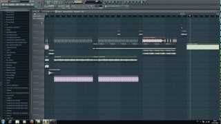 REVERZE 2012 II Set Retro Flashback II Ruthless Vs Greg C II Jerem-D Remake on FL Studio HQ