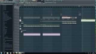 REVERZE 2012 II Set Retro Flashback II Ruthless Vs Greg C II Jerem-D Remake on FL Studio HQ