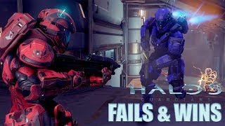 HALO 5 FAILS & WINS #11 (Best Halo 5 Guardians Funny Moments Compilation)