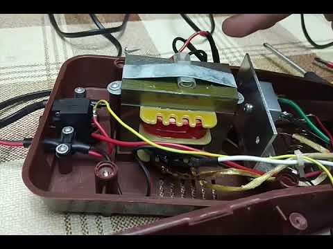 Обзор зарядного устройства ЗУ-120М3