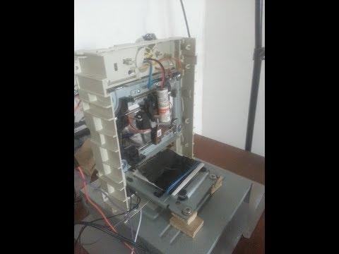 Лазерный ЧПУ на Ардуино из CD,DVD-ROM