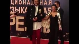 Ани Лорак и Филипп Киркоров Российская Национальная Музыкальная Премия 07 12 2016