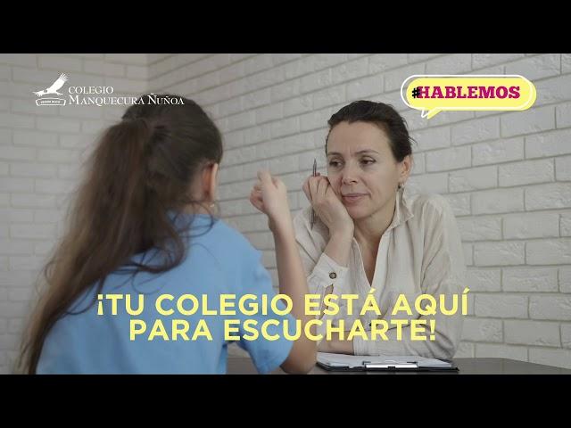 #Hablemos: Nuevo Buzón de Salvaguarda ✉️  Manquecura Ñuñoa